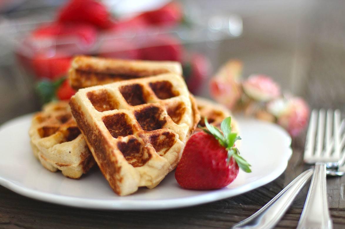Flourless Waffle